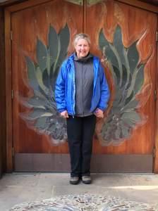 Findhorn - Angel Wing Doors