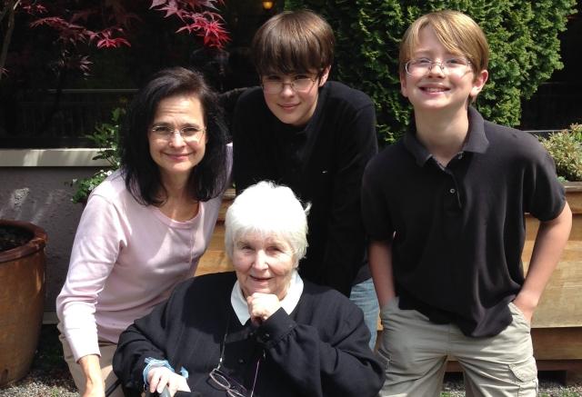 Granny photo